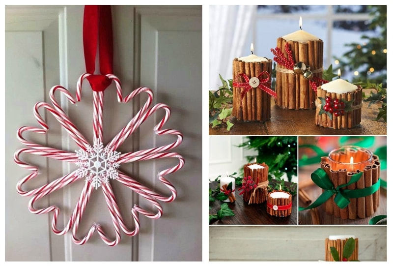 9 Homemade Christmas Ideas For Decorating Your Home