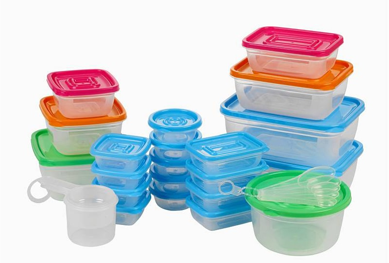 How To Remove The Odor Of Plastic Containers
