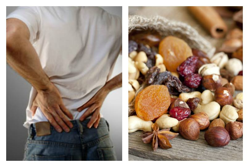 Nutrition and Back Pain