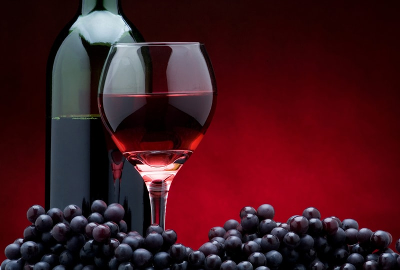 Red Wine: Healthy Heart and Blood Vessels