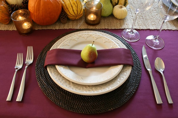 Table Manners And How To Property Set A Table