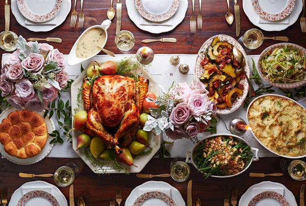 Thanksgiving day - Traditional or Modern Menu?